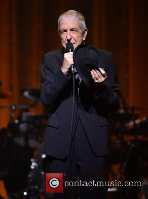 A Posthumous Leonard Cohen Album Is In The Works