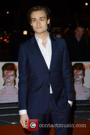 Douglas Booth - David Bowie Is - Private View - exhibition gala night held at the Victoria and Albert Museum...