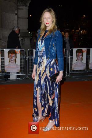 Jade Parfitt - David Bowie Is - Private View - exhibition gala night held at the Victoria and Albert Museum...