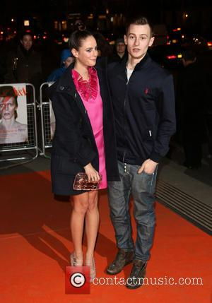 Kaya Scodelario and boyfriend - David Bowie Is Private View - exhibition gala night held at the Victoria and Albert...