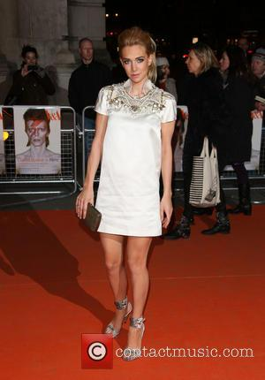 Vanessa Kirby - David Bowie exhibition gala night held at the Victoria and Albert Museum - Arrivals - London, United...
