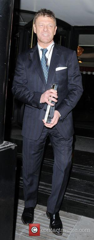 Sean Bean - Celebrities outside the Royal Television Society Awards...