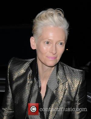 Tilda Swinton - David Bowie Is - Private View -...
