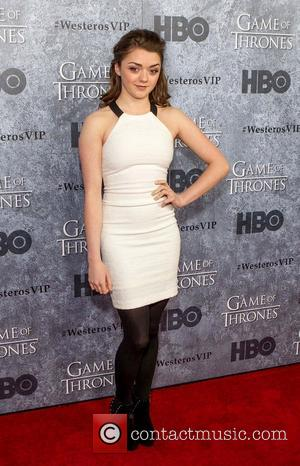 Maisie Williams - San Francisco premiere of HBO's 'Game of Thrones' season 3 held at Palace of Fine Arts Theatre...