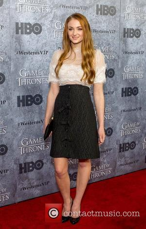 Sophie Turner - San Francisco premiere of HBO's 'Game of Thrones' season 3 held at Palace of Fine Arts Theatre...