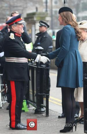 Kate Middleton - Royal Family Visit Baker Street Tube Station