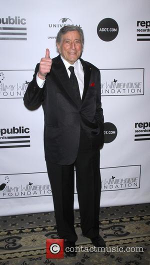 Tony Bennett - The Amy Winehouse Foundation Inspiration Awards & Gala held at the Waldorf Astoria - New York City,...
