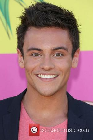 Tom Daley - Nickelodeon's 26th Annual Kids' Choice Awards
