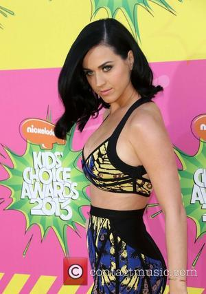 Katy Perry - Nickelodeon's 26th Annual Kids' Choice Awards - Los Angeles, California, United States - Saturday 23rd March 2013