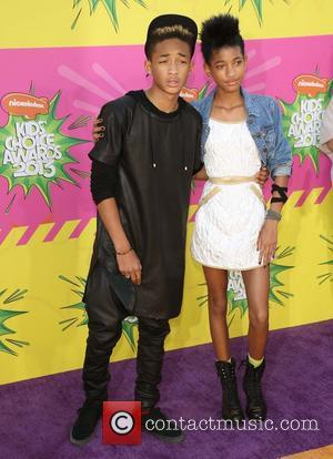 Jaden Smith and Willow Smith - Nickelodeon's 26th Annual Kids' Choice Awards - Los Angeles, California, United States - Saturday...