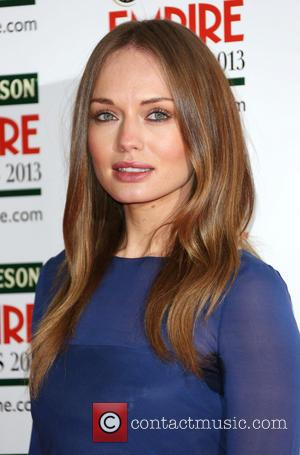Laura Haddock - Jameson Empire Film Awards held at Grosvenor House - Arrivals - London, United Kingdom - Sunday 24th...