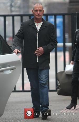 Paul Gascoigne - Celebs at ITV