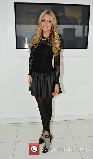 Rosanna Davison - The Peter Mark VIP Style Awards 2013 are launched at a breakfast morning at The Style Club...
