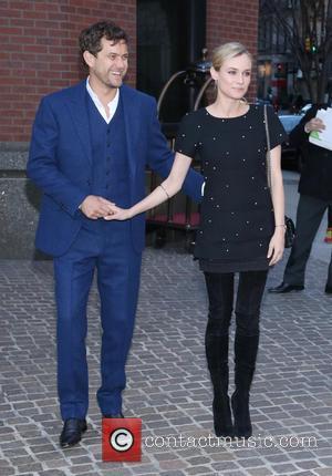 Josh Jackson and Diane Kruger