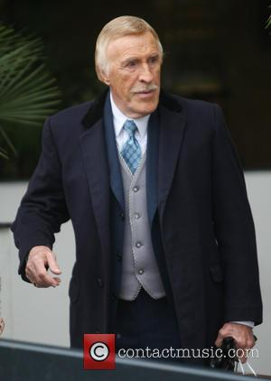 Bruce Forsyth - Celebrities Leaving the ITV Studios