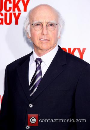 Larry David - Premiere of 'Lucky Guy'
