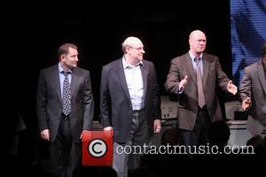 Richard Masur, Joe Forbrich and Michael Gaston