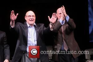Richard Masur and Michael Gaston