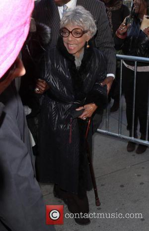 Ruby Dee - 'Free Angela and All Political Prisoners' premiere