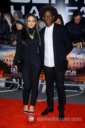 Labrinth - 'Olympus Has Fallen' UK film premiere held at the BFI IMax - Arrivals - Wednesday 3rd April 2013