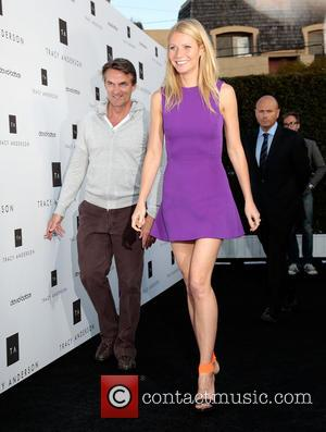 Gwyneth Paltrow - The opening of the Tracy Anderson Flagship...