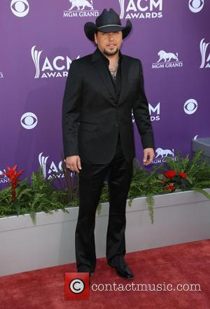 Jason Aldean - 48th Annual ACM Awards held at the...