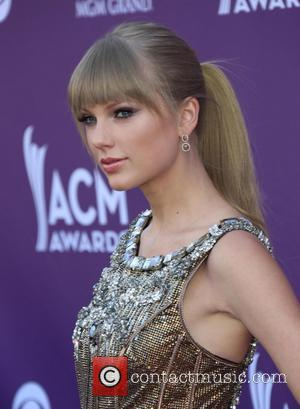 Taylor Swift - 48th Annual ACM Awards held at the...