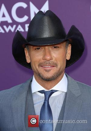 Tim McGraw - 48th Annual ACM Awards held at the...