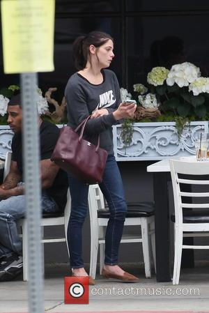 Ashley Greene - Ashley Greene and a friend go for lunch at Toast in West Hollywood - Los Angeles, California,...