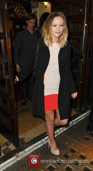 Singer Kimberley Walsh Releasing Autobiography