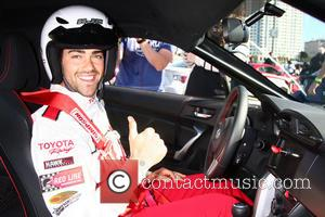 Jesse Metcalfe - 2013 Toyota Pro/Celebrity Race at Long Beach - Los Angeles, California, United States - Tuesday 9th April...