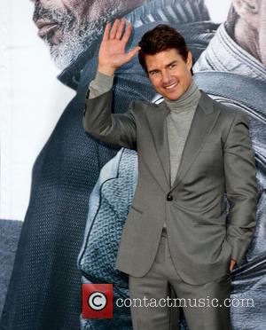 Tom Cruise - Los Angeles premiere of Oblivion