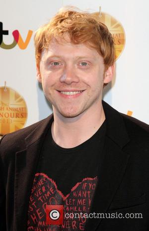 Rupert Grint Is Broadway-Bound With 'It's Only A Play' Role