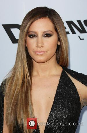 Ashley Tisdale Battled Bronchitis During Topless Shoot