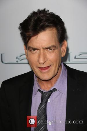 Charlie Sheen - Premiere of 'Scary Movie 5' at ArcLight...