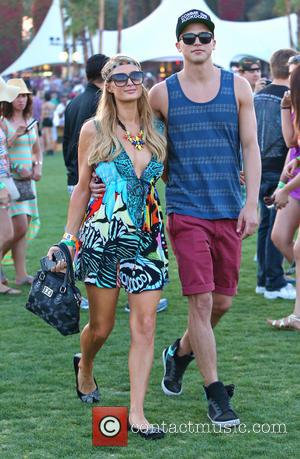 Paris Hilton and River Viiperi - Celebrities at the 2013 Coachella Valley Music and Arts Festival - Week 1 Day...