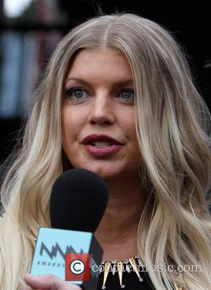 Fergie Honoured At Newnownext Awards