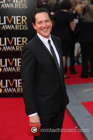 Bertie Carvel - The Laurence Olivier Awards 2014 held at the Royal Opera House - Arrivals - London, United Kingdom...