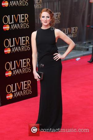 Rosalie Craig - The Laurence Olivier Awards 2014 held at the Royal Opera House - Arrivals - London, United Kingdom...