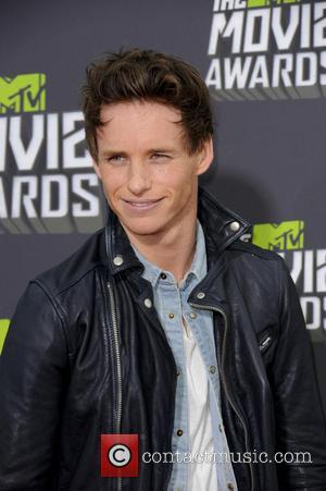 Eddie Redmayne - 2013 MTV Movie Awards