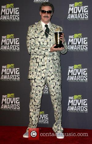 Will Ferrell - 2013 MTV Movie Awards Press Room