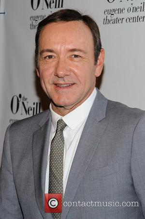 Kevin Spacey Caught Up In South Carolina Floods