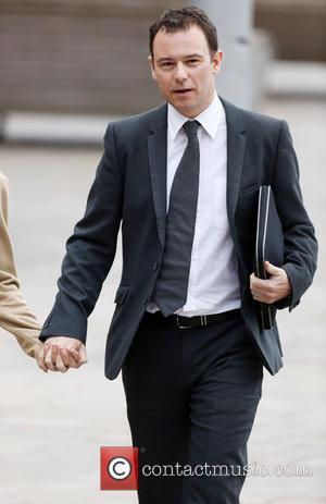 Andrew Lancel - Andrew Lancel arrives at Liverpool Crown Court