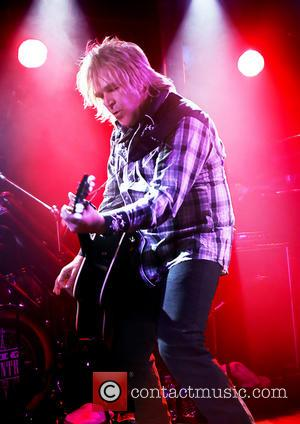 Welsh Rocker Mike Peters Battling Cancer For A Third Time