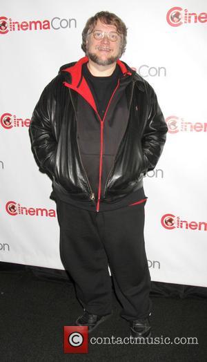 Guillermo del Toro - CinemaCon 2013 - Day 2