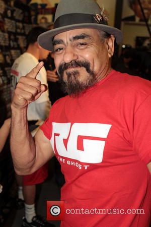 Las Vegas - ROBERT GUERRERO open Media Workout at the...