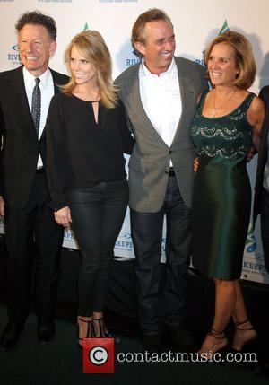 Lyle Lovett, Cheryl Hines, Robert Kennedy Jr and Kerry Kennedy