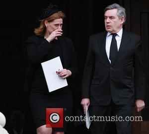Former Prime Minister, Gordon Brown and Sarah Brown