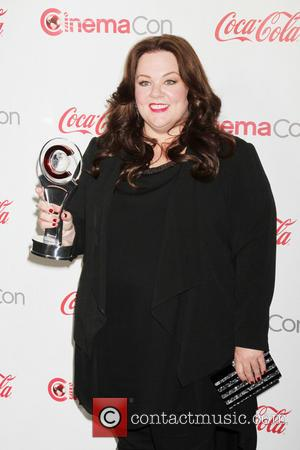Melissa McCarthy - 2013 CinemaCon Big Screen Achievement Awards at...