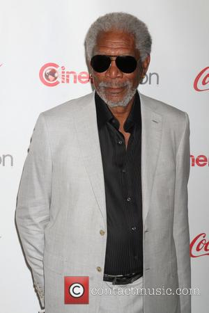 Morgan Freeman - 2013 CinemaCon Big Screen Achievement Awards at...